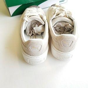 Puma Shoes - Puma Suede Platform crushed Gem 2200eea76